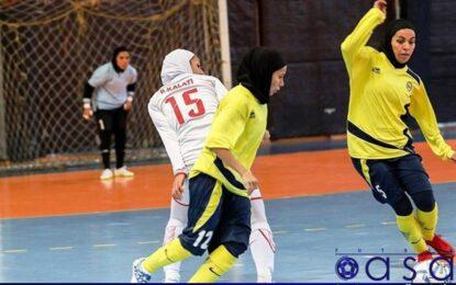 آغاز لیگ برتر فوتسال بانوان از آذرماه
