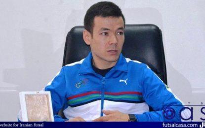 مدیر تیمملی فوتسال ازبکستان: ایران یکی از قویترین تیمهای دنیاست/به چنین بازیهایی زیاد نیاز داریم
