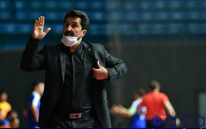 روایت سرمربی تیم ملی فوتسال ایران از شکست دادن کرونا