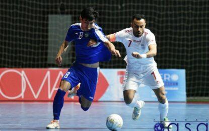 مرحله یک هشتم نهایی جام جهانی ۲۰۲۱؛ ایران با سختی به جمع هشت تیم برتر رسید/ ایران ۹ – ازبکستان ۸