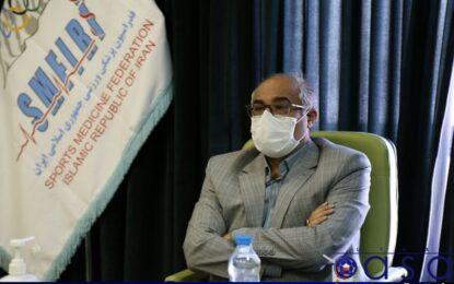 مسجدی: پروتکلهای مربوط به فوتسال تأیید شده/ وظیفه دارم مشکل فوتسال را حل کنم/اگر ضرورتی وجود ندارد، رویدادهای ورزشی برگزار نمی شود