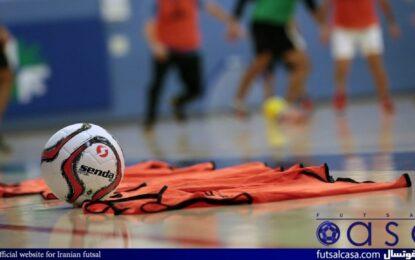 کرونا مسابقات دوستانه فوتسال تایلند را به تاخیر انداخت