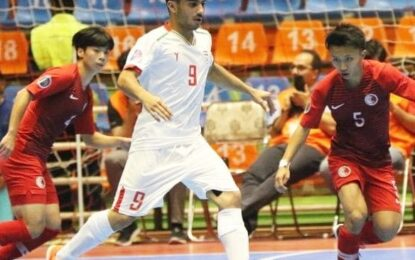 تیم منتخب فوتسال جوانان آسیا با حضور دو بازیکن ایران