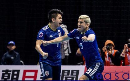 بازیهای دوستانه ملی پوشان فوتسال با ژاپن، لغو شد