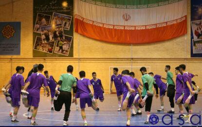 برنامه تمرینات تیم ملی فوتسال تغییر کرد/ اولین اردو خرداد ماه برگزار میشود