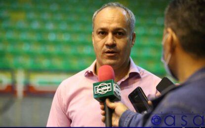 انتقاد سرمربی شهروند ساری از سازمان لیگ/ خبیری: می توانستند با شیوه بهتری نیم فصل دوم لیگبرتر را برنامهریزی کنند