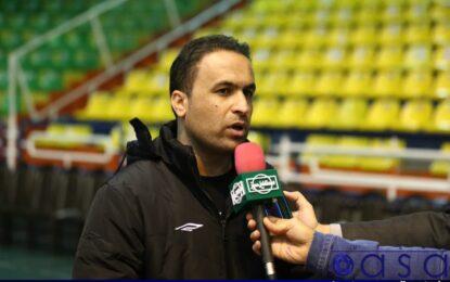 محسن علیپور:از قبل پیشبینی یک دیدار دشوار را داشتیم/ دیدار هفته آینده کلید بقا در لیگ برتر است