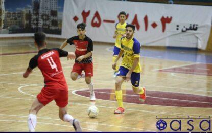 چهار تیم مرحله نهایی لیگ برتر امید مشخص شدند/ شروع مرحله نهایی از ۲۸ بهمن