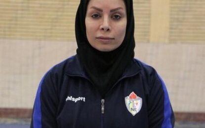 پایان همکاری باشگاه فرهنگي ورزشي شركت ملی حفاری ايران با سرمربی فوتسال زنان