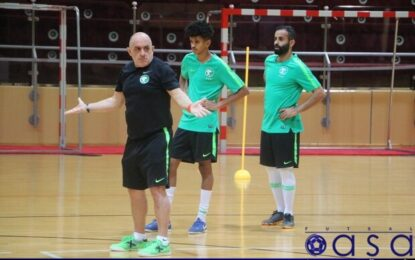 حریف ایران هم معترض شد/ سرمربی عربستان: لغو جام ملتهای فوتسال آسیا جوک است!