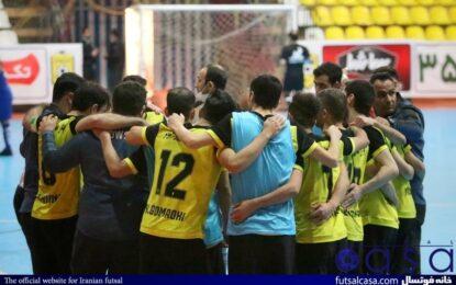 هفت نفر از اعضای کوثر اصفهان به کرونا مبتلا شدند