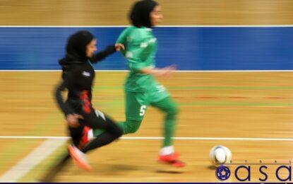 نتایج هفته یازدهم لیگ برتر فوتسال بانوان؛ برتری سخت حفاری در کرمان/ مدعیان سه امتیاز را کسب کردند