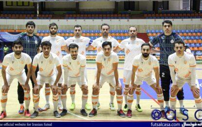 قهرمان ۳ دوره گذشته لیگ برتر فوتسال، فردا به تهران میآید
