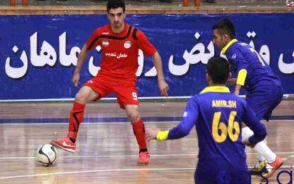 بازیکن نیم فصل نخست منصوری قرچک به کادر فنی فردوس قم اضافه شد