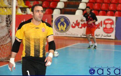 محمدی: در این فصل شاهد رقابتهای عجیبی بودهایم/ امیدوارم قهرمانی را به مردم اصفهان هدیه کنیم