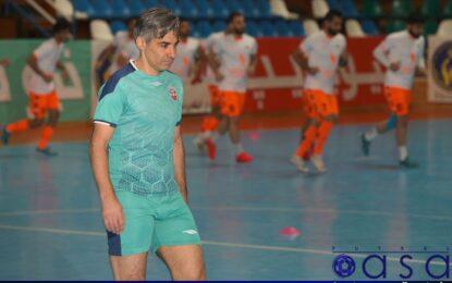 شمسایی: به قهرمانی در لیگ خیلی امیدوار هستیم/ تمام تلاشمان را میکنیم تا پولی که به خانه می بریم حلال باشد