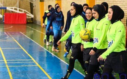 اعلام داوران هفته هفتم لیگ برتر فوتسال بانوان