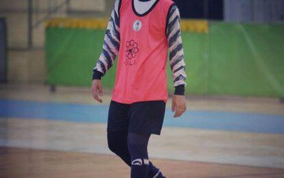خانم گل لیگ برتر فوتسال بانوان، زانویش را به تیغ جراحان سپرد