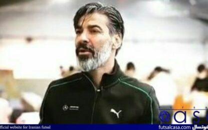 وحید شمسایی:ما بطور قطع برای پیروزی و کسب سه امتیاز وارد زمین می شویم
