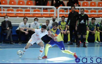 نتایج هفته اول فینال لیگ برتر؛ کامبک مس در اصفهان شمسایی را شکست داد/ فرش آرا در هم کوبیده شد!