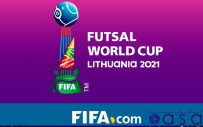 تصمیم قطعی برای سناریوهای AFC برای تعیین سهمیههای جام جهانی فوتسال