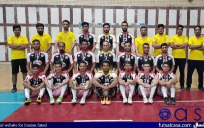 مربی مشیر دالکی: استان بوشهر از پتانسیل بالقوه خودش در فوتسال رونمایی کرد/امیدوار به صعود از گروه هستیم