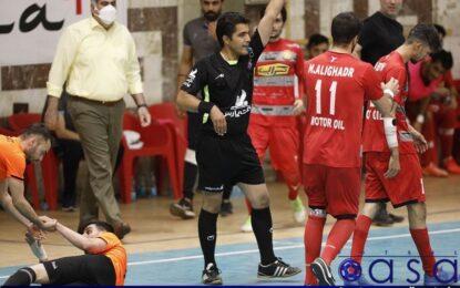 دو تیم تاثیرگذار در تعیین قهرمان لیگ برتر فوتسال