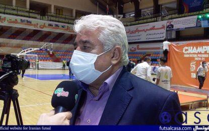 شمس: شکست مقابل آرژانتین مسیر بهتری برای ما ایجاد میکند/ ایران در هیچ دوره اینقدر رویایی نبوده است