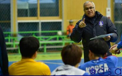 صالح: برگزاری بازی دوستانه با تیم امید به تیم ملی فوتسال کمک میکند
