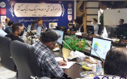 قرعه کشی مرحله دوم لیگ دسته اول برگزار شد + گروه بندی