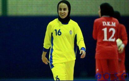 ماجرای سانسور سر شکسته مهتاب بنایی در فوتسال بانوان ایران چه بود؟+عکس