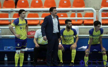 مرتضایی: زود شروع شدن مسابقات لیگ، قطعا به نفع تیم ملی فوتسال خواهد بود