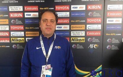 واکنش مدیر تیمهای ملی فوتسال به عدم حضورش در جلسه شورای راهبردی