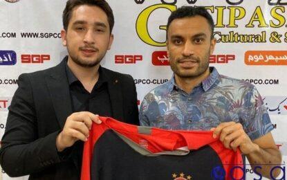 تمدید قرارداد کاپیتان تیم ملی فوتسال با گیتی پسند