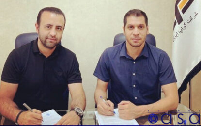 ملی پوش فوتسال ایران قراردادش را با کراپ تمدید کرد