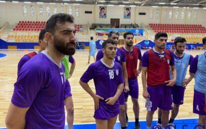 گزینههای تیم ملی فوتسال بعد از منتفی شدن بازیهای دوستانه
