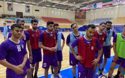 آغاز چهارمین اردوی تیم ملی فوتسال ایران از فردا/اعلام اسامی بازیکنان دعوت شده