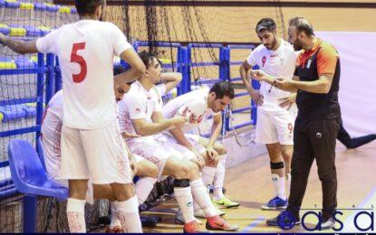اتفاق مثبت به سود تیم ملی فوتسال و لیگ برتر
