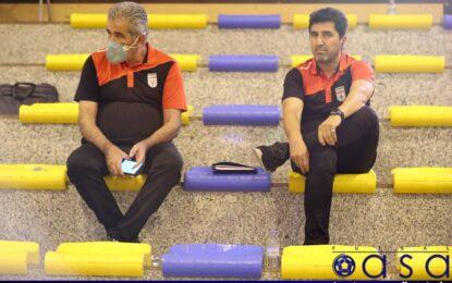 ناظمالشریعه: فوتسال ایران میتواند سالهای سال قهرمان جهان باشد/ اتفاقات خوب فوتسال به خاطر وفاق بین بازیکنان و کادرفنی بوده است