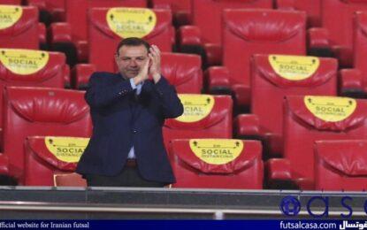 رییس فدراسیون فوتبال راهی لیتوانی شد