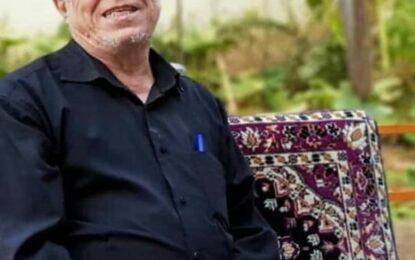 ناباورانه! پدر فوتسال قم درگذشت/ تسلیت خانه فوتسال بابت درگذشت ناصر شریفی