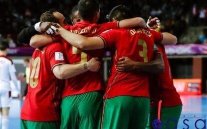 نیمه نهایی جام جهانی ۲۰۲۱؛ کامبک قزاقستان این بار پایدار نماند/ صعود پرتغال برای اولین بار به فینال جام جهانی