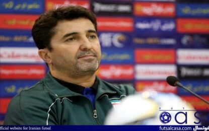 ناظم الشریعه: کیفیت و قدرت فوتسال ایران را در جام جهانی به تمام دنیا نشان خواهیم داد/ما با تیمهای دیگر متفاوت هستیم، زیرا همه ما یک سبک و تاکتیک داریم