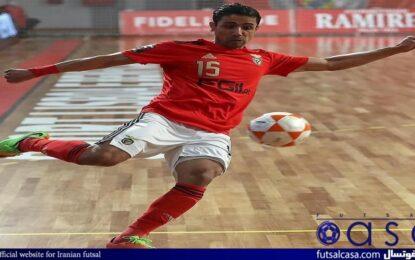 طیبی: امیدوارم تیم ملی فوتسال در جام جهانی بدرخشد/از این اتفاق خیلی ناراحتم و در بدترین زمان ممکن مصدوم شدم