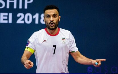 حسنزاده: قهرمان جهان در گروه ایران قرار دارد/حضور در تورنمنت تایلند و برگزاری بازی دوستانه با بلاروس باعث شد بسیار هماهنگ شویم
