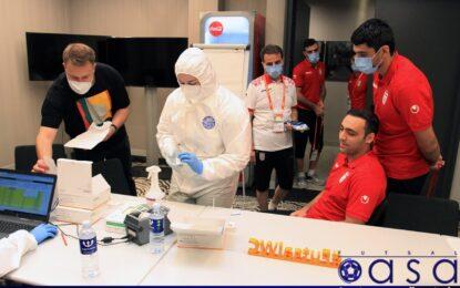 برای دیدار اول در جام جهانی ۲۰۲۱؛ انجام تست PCR از تیم ملی فوتسال