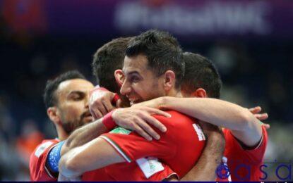 یک هشتم نهایی جام جهانی؛ ویدئو خلاصه دیدار دیدار ایران و ازبکستان