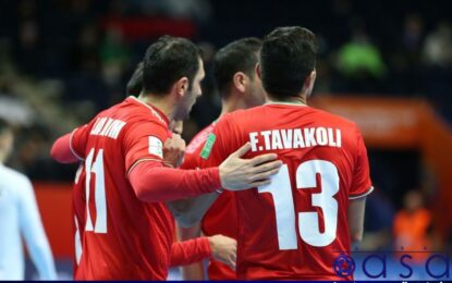 زمان و محل بازی تیم ملی ایران با قزاقستان در مرحله یک چهارم نهایی جام جهانی