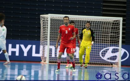 برنامه تیم ملی فوتسال ایران برای «پاورپلی» قزاقستان چیست؟