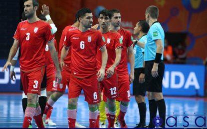 یک هشتم نهایی جام جهانی؛ سری دوم گزارش تصویری دیدار ایران و ازبکستان